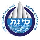 לוגו אגודת המים מי-גת